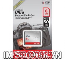 Sandisk CF 8GB Ultra 50MB/s