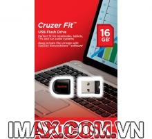 USB Sandisk CZ33 Cruzer Fit 16GB