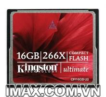 Thẻ nhớ CF Kingston 16GB 266X~40MB/s