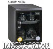 Tủ chống ẩm Andbon AB-38C, 40Lít