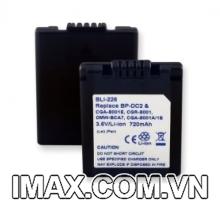 Pin PANASONIC CGA- S001 / DMW-BCA7