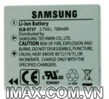 Pin SAMSUNG SLB-0737