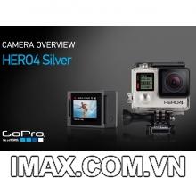 Gopro HERO4 Silver - Gopro Chính hãng, Tặng gói phụ kiện1