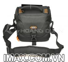 Túi máy ảnh Benro Gamma 20: 1 body, 1 len, 1 flash