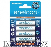 Pin sạc AA Eneloop Panasonic 1900mAh, 2100 lần sạc