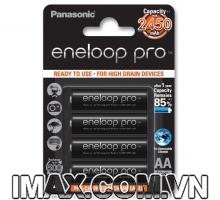 Pin sạc AA Eneloop Panasonic 2450mAh