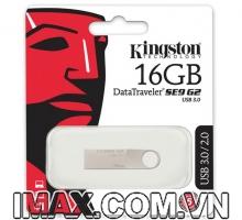 DataTraveler SE9 G2 USB 3.0 16GB, nguyên khối, không nắp