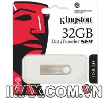 USB 2.0 SE9 Kingston 32GB, nguyên khối, không nắp