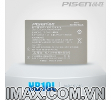Pin Pisen for Canon NB-10L