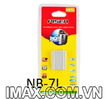 Pin Pisen for Canon NB-7L