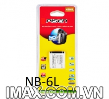 Pin Pisen for Canon NB-6L