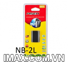 Pin Pisen For Canon NB-2L/ 2LH