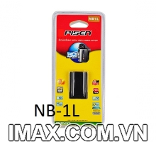 Pin Pisen for Canon NB-1LH