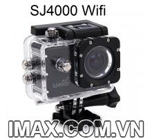 Camera SJCAM SJ4000 Wifi, LCD 1.5, Tặng Combo phụ kiện