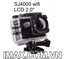 Camera SJCAM SJ4000 Wifi 2.0, New LCD 2.0