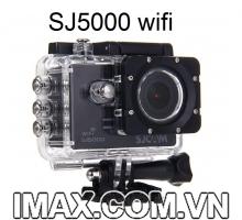 Camera SJCAM SJ5000 Wifi, LCD 2.0, Tặng Combo phụ kiện