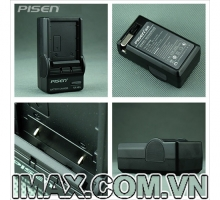 SẠC PISEN FOR CANON BP-808
