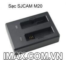 Dock sạc pin đôi cho SJCAM M20