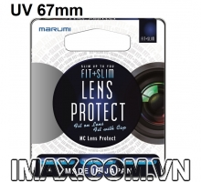 Marumi Fit and Slim MC Lens protect UV 67mm