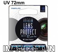 Marumi Fit and Slim MC Lens protect UV 72mm