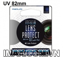 Marumi Fit and Slim MC Lens protect UV 82mm