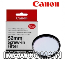 Filter UV Canon 52mm