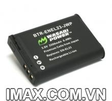 Pin máy ảnh wasabi for nikon EN-EL23