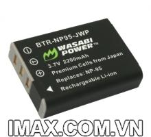 Pin máy ảnh Wasabi for Fujifilm NP-95