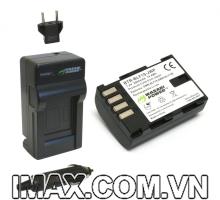 Bộ 1 viên pin và 1 sạc Wasabi cho Panasonic DMW-BLF19