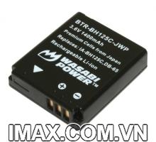 Pin máy ảnh Wasabi for Ricoh BH125C