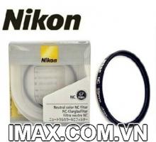 Kính lọc Filter UV Nikon 49mm