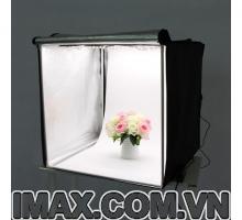 Hộp chụp sản phẩm Eirmai 80 x 80 cm có đèn led