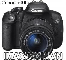 Canon 700D Kit 18-55mm IS STM ( Hàng nhập khẩu )