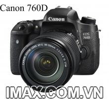 Canon 760D Kit 18-55mm IS STM ( Hàng nhập khẩu )
