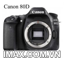 Canon 80D Body ( Lê Bảo Minh )