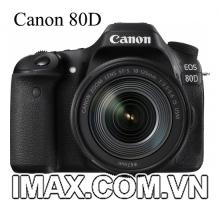 Canon 80D Kit  18-135mm IS Nano USM ( Lê Bảo Minh )