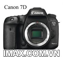 Canon 7D Mark II Body ( Lê Bảo Minh )