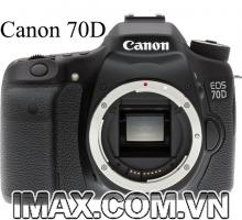 Canon 70D Body ( Hàng nhập khẩu )