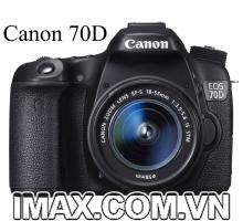 Canon 70D Kit 18-55mm IS STM ( Hàng nhập khẩu )