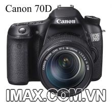 Canon 70D Kit 18-135mm IS Nano USM ( Lê bảo Minh )