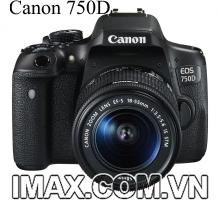 Canon 750D Kit 18-55mm IS STM ( Hàng nhập khẩu )