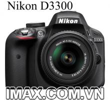 Nikon D3300 Kit 18-55mm VR II ( Hàng nhập khẩu )
