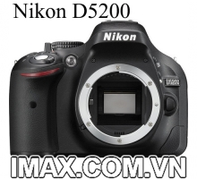 Nikon D5200 Body ( Hàng nhập khẩu )