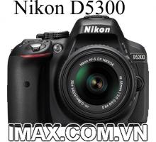 Nikon D5300 Kit 18-55 VR II ( Hàng chính hãng )