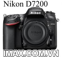 Nikon D7200 Body ( Hàng nhập khẩu )