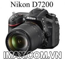 Nikon D7200 Kit 18-55mm VR II ( Hàng chính hãng )