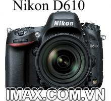 Nikon D610 Kit 24-120mm F4 VR ( Hàng chính hãng )