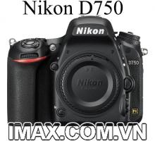 Nikon D750 Body ( Hàng nhập khẩu )