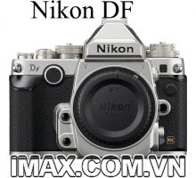 Nikon DF Silver Body ( Hàng nhập khẩu )