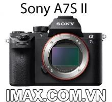 Sony Alpha A7S Mark II ( Hàng chính hãng )